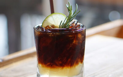 Turbo-Charged Cold Brew Gin & Tonic